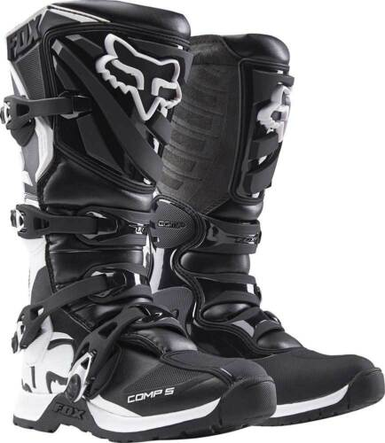 2019 Fox Racing Womens Comp 5 Motocross MX ATV Boots Dirtbike 16450