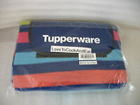 Tupperware Logo Blanket 67 51 W/carrying Handle Velcro Consulatant Award