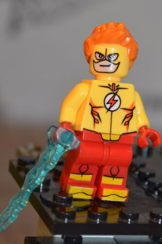 FY5 DC Super heroes Yellow KID FLASH figure Wally West