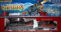 Bachmann Scale Train Set Night Before Christmas 90037
