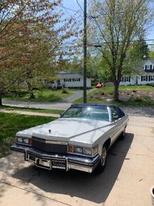 1979 Cadillac Coupe Deville Phaeton