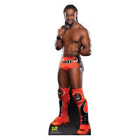 Kofi Kingston Wwe Wrestler Lifesize Cardboard Cutout Standup Standee Poster F/s