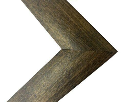 "US ART Frames 1/"" Dark Bronze Nugget MDF Wall Decor Picture Frame S-A"