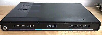 Obedient Spirent Axon-10g-02b Axoncore 10f-hp Network Test Platform W/ 2x 10gbe Sfp Wallet Cases Port