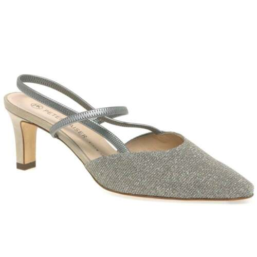Peter Kaiser Low Heel Mitty 66787 Slingback Pointed Court Shoe