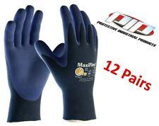 Pip 34 274 Maxiflex Elite Lightweight Gloves Nitrile Micro Foam Sm Xl 12 Pairs