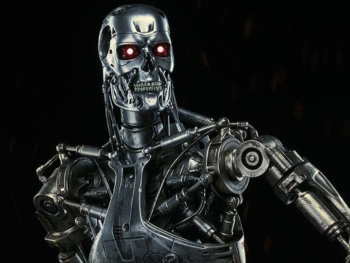 los últimos modelos Terminator  T-800 T-800 T-800  aire  Maquette  le 750  Sideshow  Sin Usar, En Caja  promociones de equipo