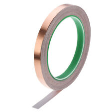 Double Sided Conductive Tape Copper Foil Tape 10mm X 20m For Emi Shielding