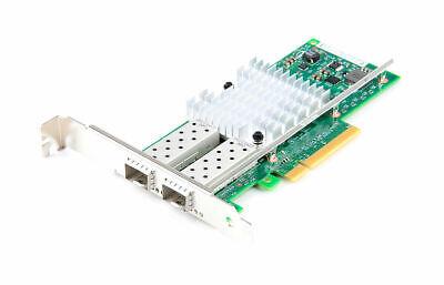 0XYT17 FOR DELL intel X520-DA2 Dual Port 10G Optical Network Card