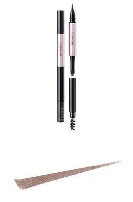 F/S JAPAN KOSE ESPRIQUE W Eyebrow (Liquid & Powder) 0.7g - Color GY002 Tracking
