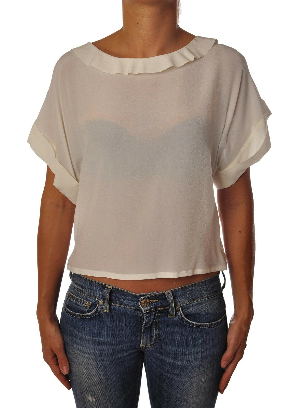 Pinko - Shirts-Shirt - Woman - White - 3897201H181017