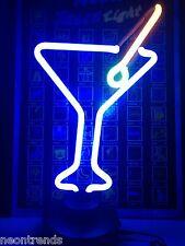 Cocktailglas Neon sign Leuchtreklame Neonreklame Bar signs Reklame Neonschild