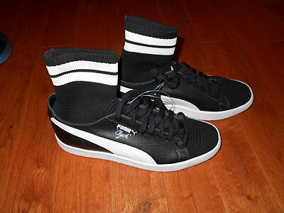 puma basket mode clyde sock