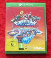 Skylanders Superchargers, Xbox One Skylander Spiel Ohne Figuren, Neu