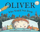 Oliver Who Would Not Sleep by Mara Bergman (Hardback, 2007)