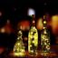 20 LED String Fairy Lights Bottle Wedding Party Garden Decoration Copper Wire UK