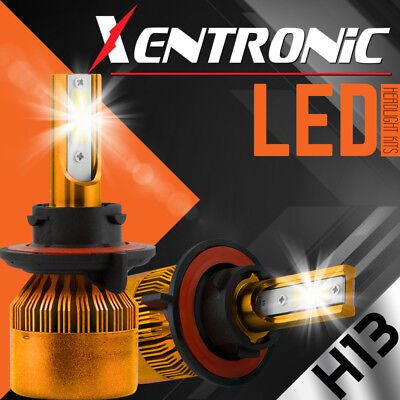 XENTRONIC LED HID Headlight Conversion kit H13 9008 6000K 2007-2016 Mini Cooper