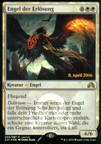 Angel of DeliveranceNMPromoGER Engel der Erlösung FOIL Version 2