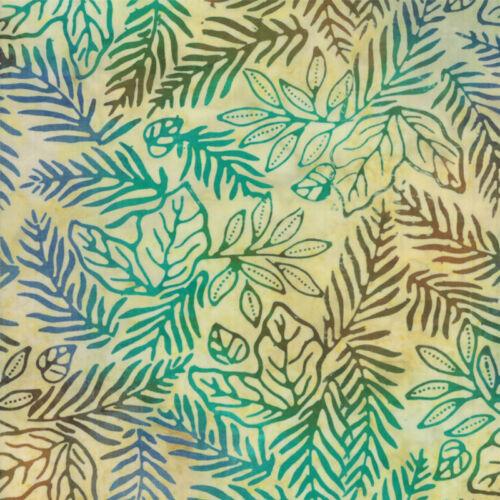 4327 43 MODA Fabric ~ COLOR CRUSH BATIKS ~ by the 1//2 yard Tropical Sand