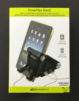 Bracketron - Power Flex Stand For Most Tablets - Black (bt2-638-2)