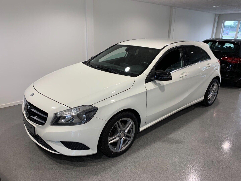 Mercedes A180 1,8 CDi aut. 5d - 189.900 kr.