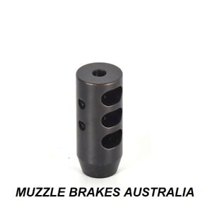 MUZZLE-BRAKE-TAIPAN-M15X1RH-THREAD-30CAL-308-30-06-300WIN