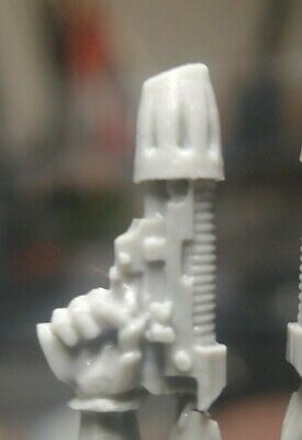 4 Main Gauche Plasma Pistol-bits 40K Forgeworld LEGION Mark IV