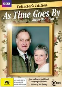 As-Time-Goes-By-Series-1-9-DVD-11-Disc-Set-NEW