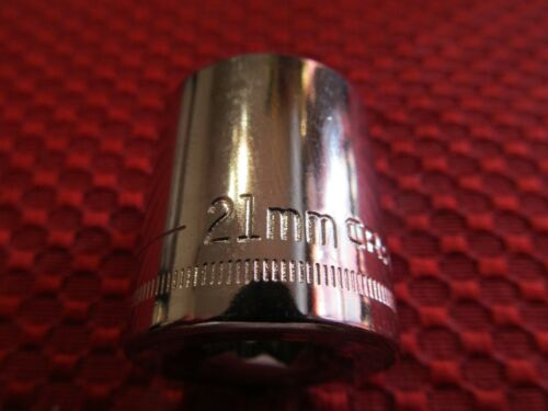 """NEW Craftsman Choose Size 3//8/"""" Drive 6 Point Sockets Metric and SAE"""
