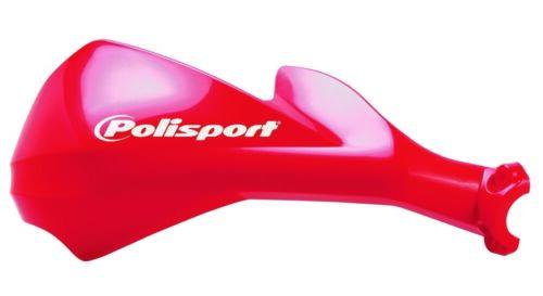 Polisport Handprotektor Sharp rot