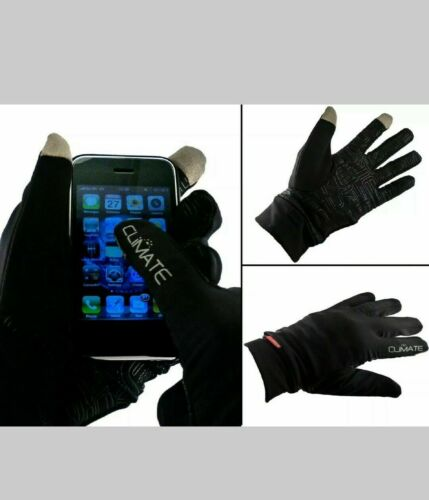 Large Climate touch technology smart phone gloves