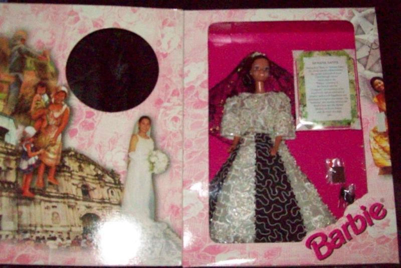 2000 tradisyong Semana Santa filipina Barbie le 1.000