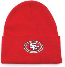 item 2 San Francisco 49ers Reebok NFL Football Cuffed Knit Beanie Winter Cap  Hat -San Francisco 49ers Reebok NFL Football Cuffed Knit Beanie Winter Cap  Hat 774cf6906