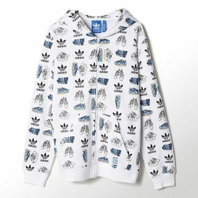 Clothing, Shoes & Accessories Adaptable Adidas Originals Nigo 25 Mix Shoe Pop Hoodie Size Large Shipping S24500 Hot Sale 50-70% OFF