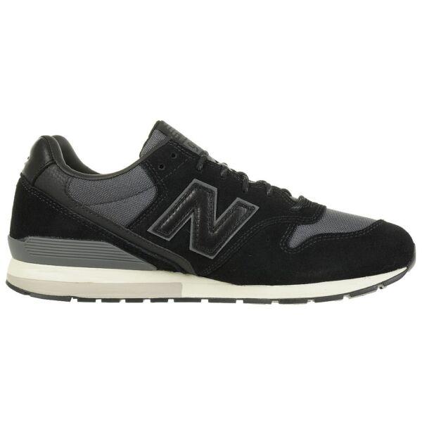 New Balance Mrl996ms Classic Sneaker Uomo Scarpe Nero 996