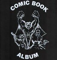 12 Premium Bcw Comic Book 3 Inch Collector Album - 3 D Ring Binder Comic Storage