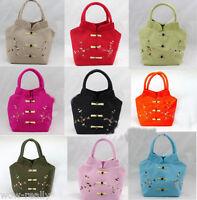 New Style Fashion Street Snap Candid Tote Shoulder Bag Handbag Linen