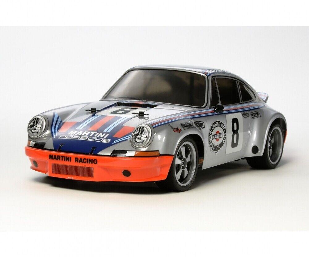 Tamiya 300058571 - 1 10 RC Porsche 911 carrera rsr (tt-02) - nuevo