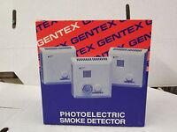 Gentex Photoelectric Smoke Detector Model 810