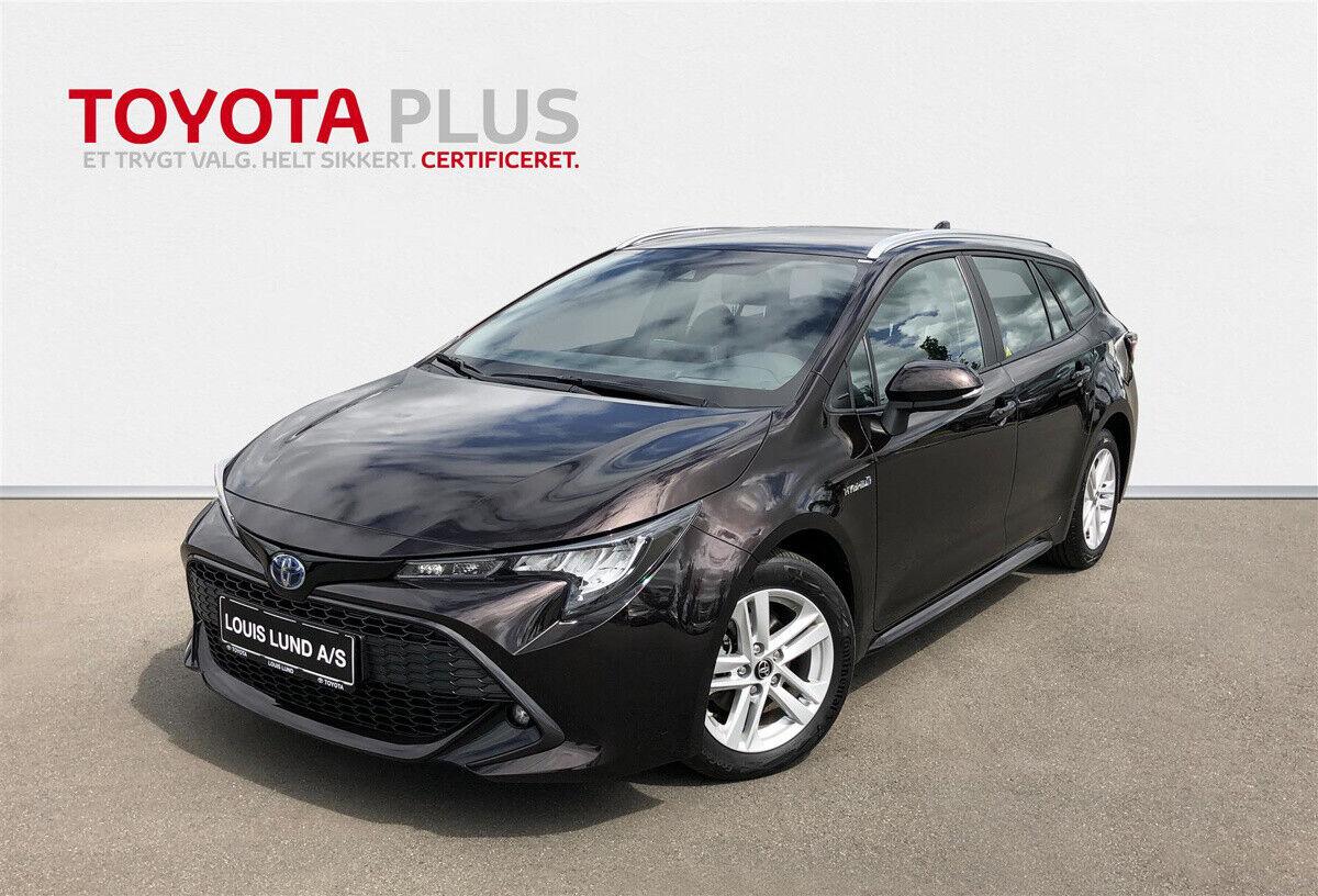 Toyota Corolla 1,8 Hybrid H3 Smart Touring Sports MDS 5d - 269.900 kr.