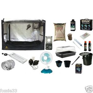 Image is loading Ionic-Coco-Propagation-Tent-Kit-Complete-Coco-Based-  sc 1 st  eBay & Ionic Coco Propagation Tent Kit Complete Coco Based Grow Kit | eBay