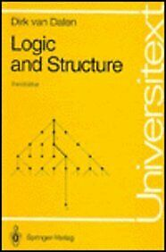 Logic and Structure  Universitext