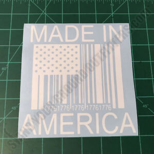 Made-in-America-Barcode-Flag-1776-Tactical-Second-Amendment-2A-Decal-Sticker