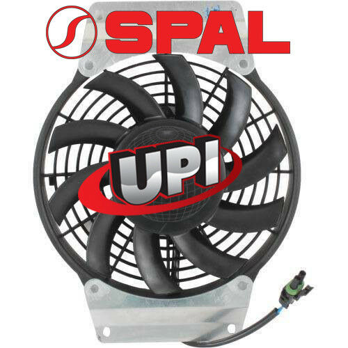 2009-2012 CAN-AM RENEGADE 500 SPAL HIGH PERFORMANCE COOLING FAN OEM# 709200371