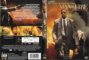 MAN-ON-FIRE-IL-FUOCO-DELLA-VENDETTA-2004-dvd-ex-noleggio