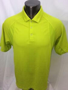 Mens-Nike-Golf-Dri-Fit-Short-Sleeve-Polo-Shirt-Size-Large
