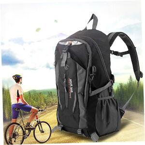 Mountaineering-40L-Water-Nylon-Shoulder-Bag-Unisex-Travel-Hiking-Backpack-AA