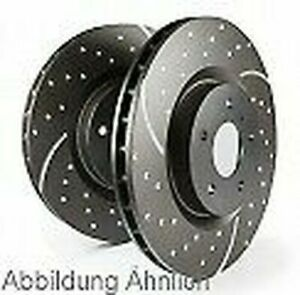 GD7122 Turbo Groove Disc 324x30mm