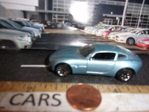 Image Is Loading Matchbox Metallic Light Blue Pontiac Solstice Car Scale