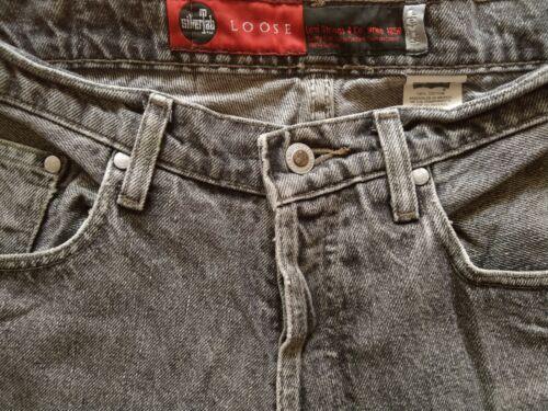Vintage 1990's Levi's Silvertab Jeans - Loose 33x… - image 1